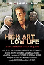 Primary image for High Art, Low Life