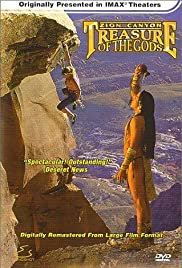 Zion Canyon: Treasure of the Gods Poster