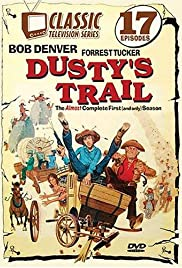Dusty's Trail Poster - TV Show Forum, Cast, Reviews