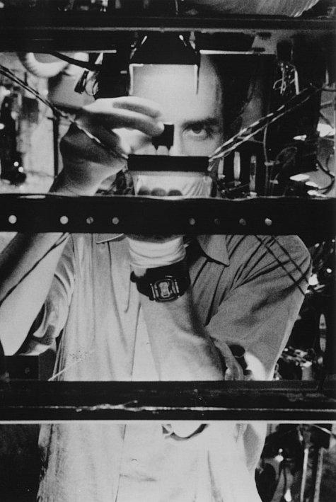Sean Gullette in Pi (1998)