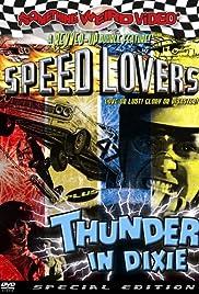 Thunder in Dixie Poster