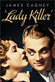 Lady Killer (1933) Poster - Movie Forum, Cast, Reviews