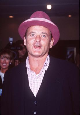 Bill Murray at an event for The Man Who Knew Too Little (1997)