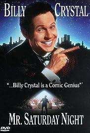 Mr. Saturday Night Poster