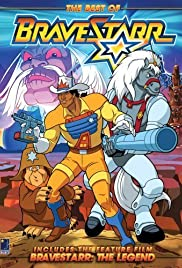 BraveStarr Poster - TV Show Forum, Cast, Reviews