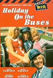 Holiday on the Buses Poster