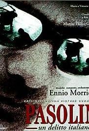 Pasolini, un delitto italiano Poster