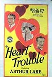 Heart Trouble Poster