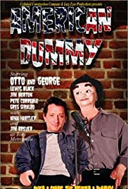 American Dummy Poster