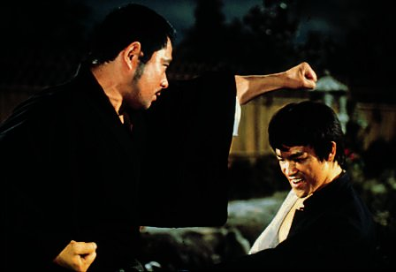 Bruce Lee in The Chinese Connection (1972)