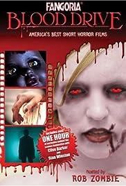 Fangoria: Blood Drive Poster