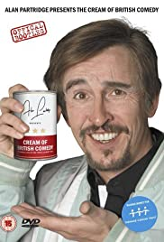 Alan Partridge Presents: The Cream of British Comedy Poster
