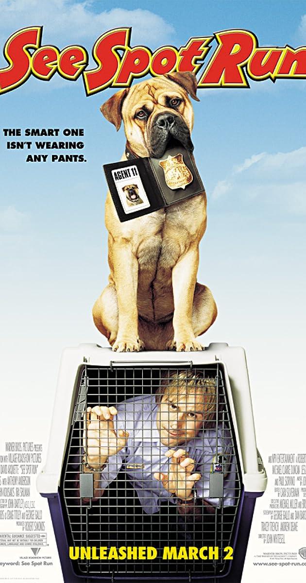 See spot run movie dog