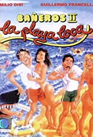 Bañeros II, la playa loca (1989) Poster - Movie Forum, Cast, Reviews