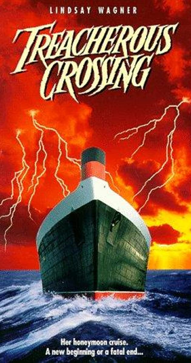 Treacherous Crossing TV Movie IMDb - Cruise ship movie