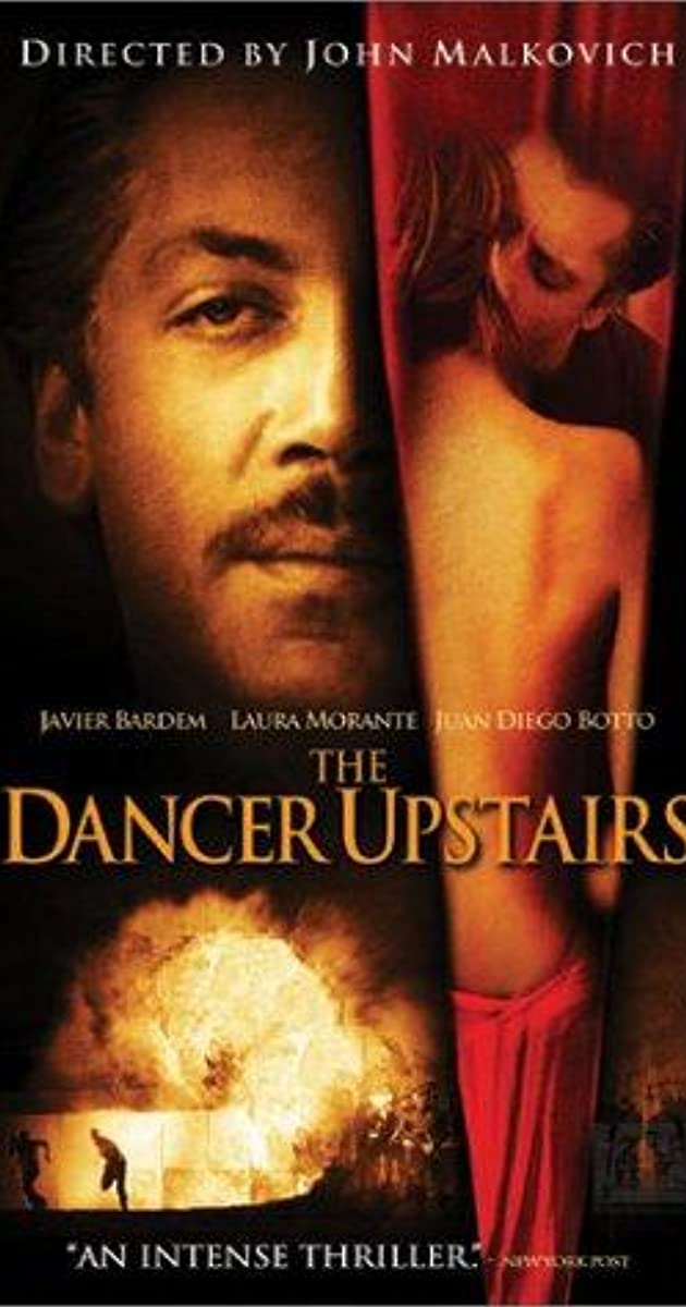 Šokanti viršuje / The Dancer Upstairs (2002)
