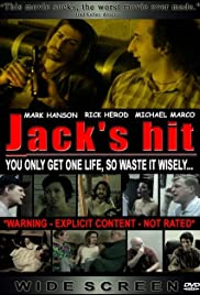 Jack's Hit Poster
