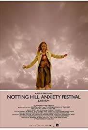 Notting Hill Anxiety Festival Poster