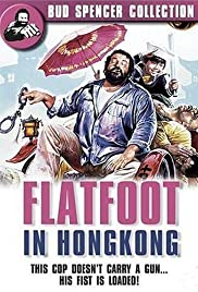 Flatfoot in Hong Kong Poster