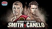 Canelo Alvarez vs. Liam Smith