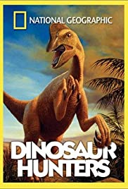The Dinosaur Hunters Poster