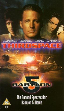 Babylon 5: Thirdspace poster