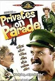Privates on Parade Poster