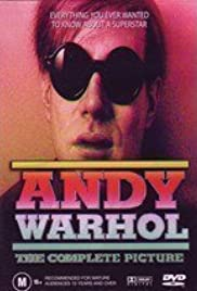 Andy Warhol: The Complete Picture Poster - TV Show Forum, Cast, Reviews
