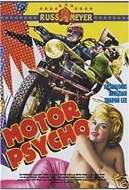 Motorpsycho! Poster