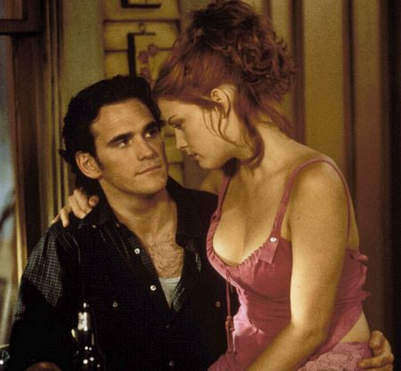 Liv Tyler and Matt Dillon in One Night at McCool's (2001)