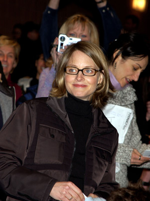 Jodie Foster at The Dangerous Lives of Altar Boys (2002)