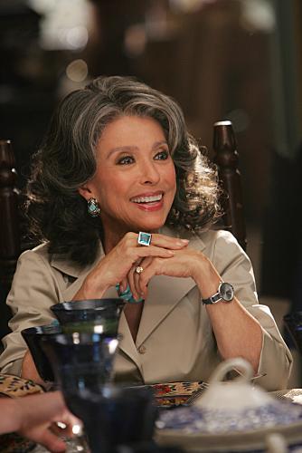 Rita Moreno in Cane (2007)