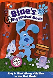 Blue's Big Musical Movie Poster