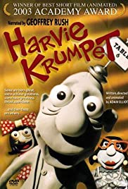 Harvie Krumpet (2003) Poster - Movie Forum, Cast, Reviews