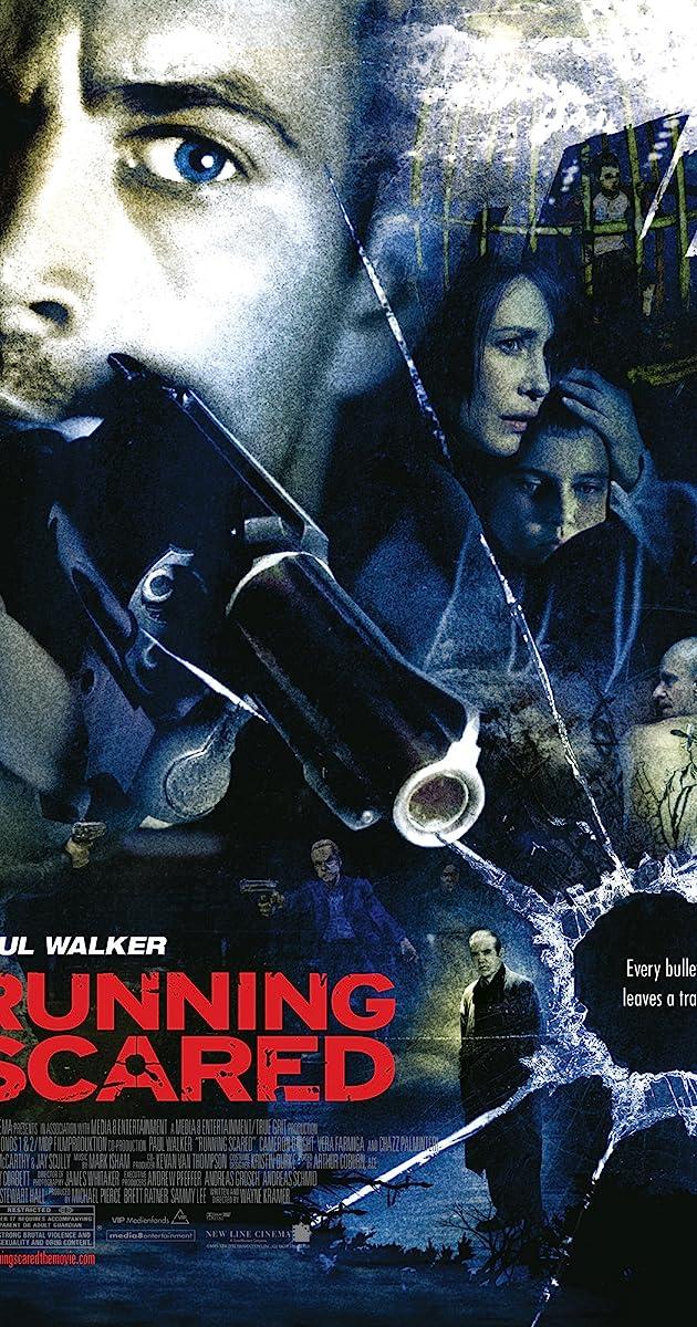 Running Scared (2006) Bluray
