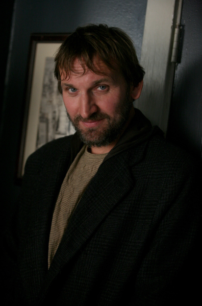 Christopher Eccleston in Heroes (2006)