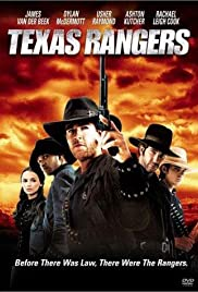 Texas Rangers (2001) Poster - Movie Forum, Cast, Reviews