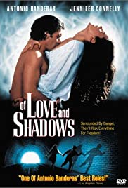 Of Love and Shadows Poster