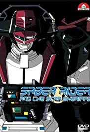 Saber Rider and the Star Sheriffs Poster - TV Show Forum, Cast, Reviews