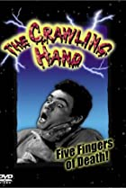 The Crawling Hand (1963) Poster