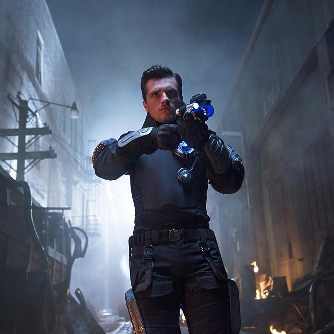 Josh Hutcherson in Future Man (2017)
