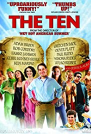 The Ten (2007) Poster - Movie Forum, Cast, Reviews