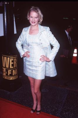 Nicholle Tom at an event for I Know What You Did Last Summer (1997)
