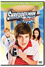 Shredderman Rules Poster