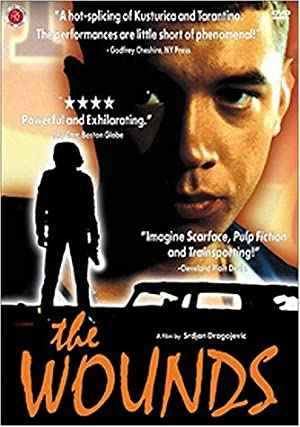 The Wounds poster