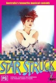 Starstruck (1982) Poster - Movie Forum, Cast, Reviews