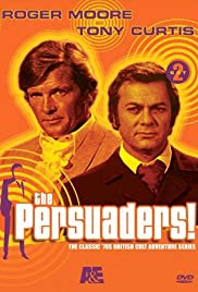 The Persuaders! Poster - TV Show Forum, Cast, Reviews