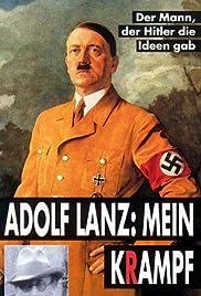Adolf Lanz - Mein Krampf Poster