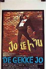 Crazy Joe Poster