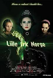 Lille frk Norge Poster